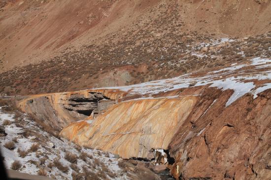 Arco de las Cuevas: vista panoramica