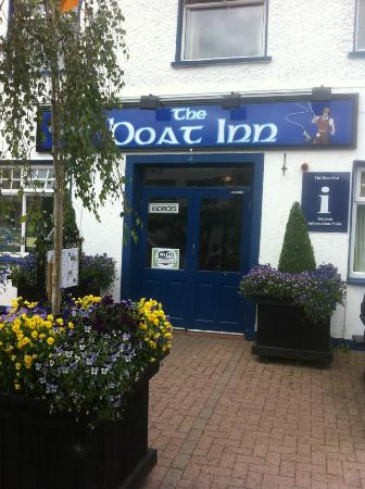 The Boat Inn Tourism Information Point