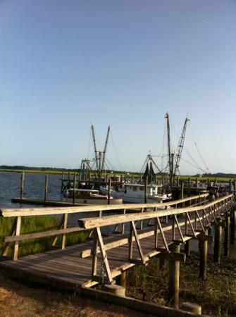 Seafood Restaurants In Port Royal Sc