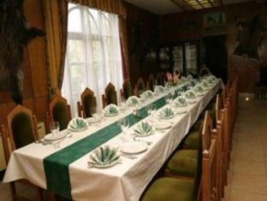 Mediterran Hotel: Restaurant
