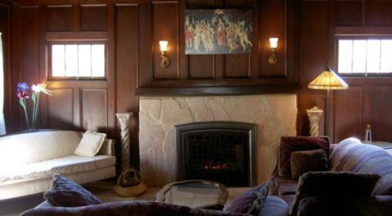 Sandpiper House Inn: Interior