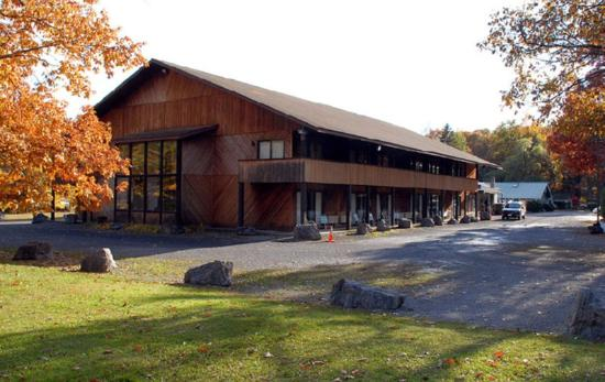 Catskill Mountain Lodge: Exterior