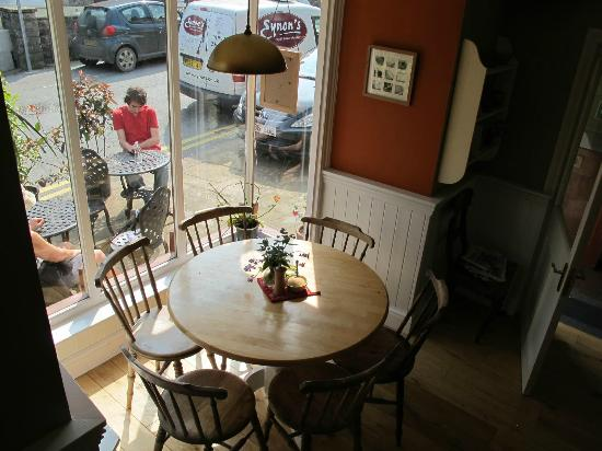 Loulou's: View from inside