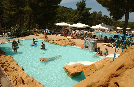 Camping Village Le Pianacce: piscina bimbi, kid pool