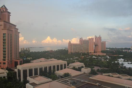 The Reef Atlantis, Autograph Collection: View of Atlantis from the Reef 11th Floor Balcony