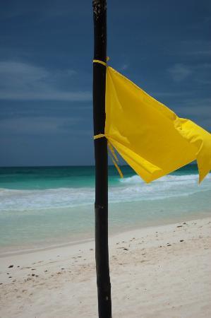 Posada Margherita: Tulum beach ... Paradise