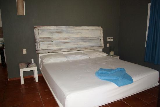 Posada Margherita: Bedroom (room no 8)