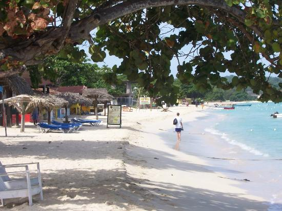 Bourbon Beach Jamaica View From