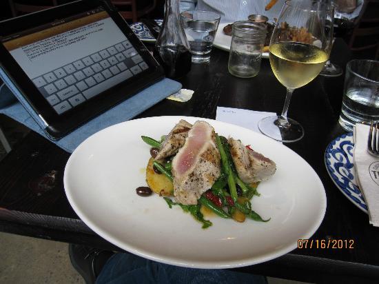 Locale Mercatto : My tuna albacore was delicious!