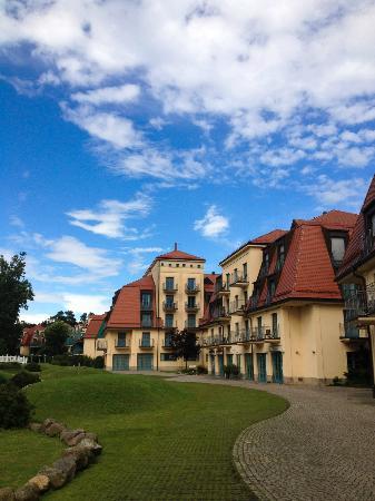 A-ROSA Scharmutzelsee: Aussenansicht Hotel