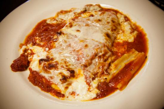 Fontana Italian Restaurant: Pasta Combo