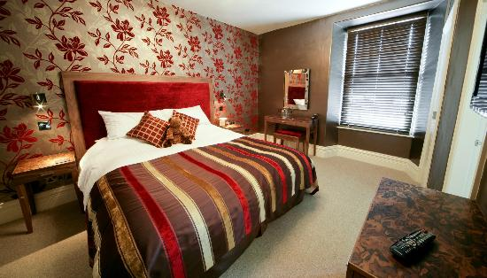 Cranleigh Boutique: Luxury Room
