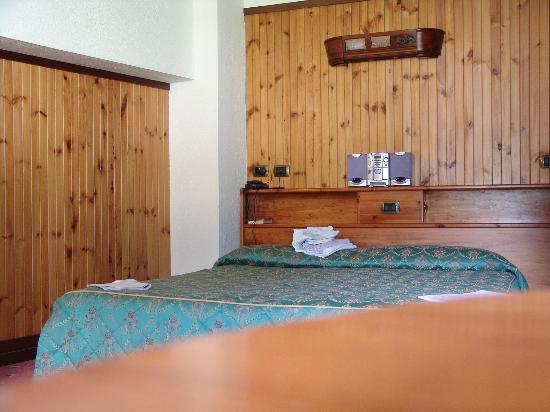 Hotel Bouton d'Or: un comodo letto
