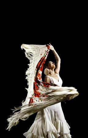 Piramide de Arona: AIRE,Espectáculo/Show 2011-2012.Fandango, Buleria,Soleá,Seguiriya.......