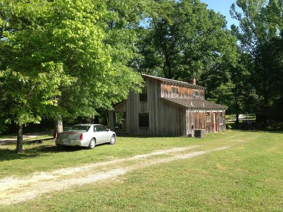 French Camp Bed and Breakfast Inn: Carriage House