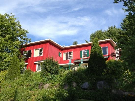 Auberge lac du Pin rouge: Auberge du Lac du Pin Rouge