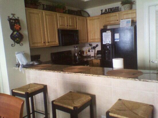 Sunrise Beach Resort: lovely kitchen