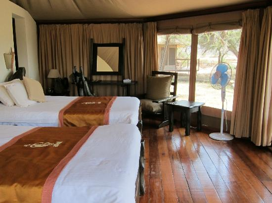 Ashnil Samburu Camp