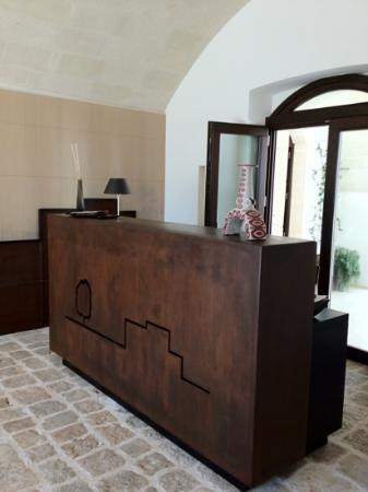 Masseria Bagnara Resort & Spa: accueil personnalisé