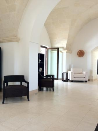 Masseria Bagnara Resort & Spa: Le salon
