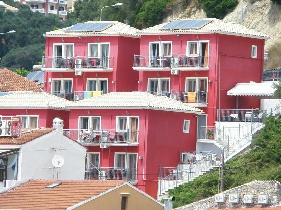 Acrothea Hotel: Hotelansicht