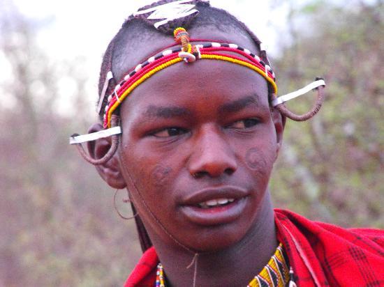Selenkay Conservancy : Maasai
