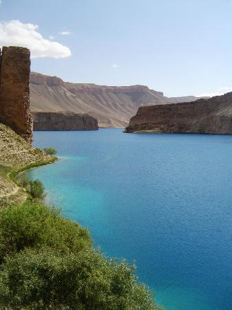 Band-e-Amir National Park: The Lakes are quite large