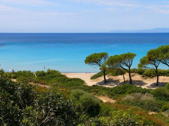I Gerani: La Spiaggia