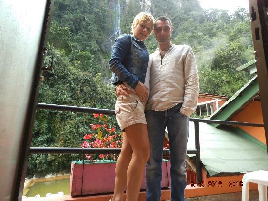 Termales Santa Rosa de Cabal - Hotel: EN LA HABITACION