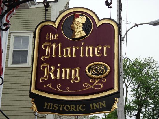 Mariner King Inn: Aussenansicht