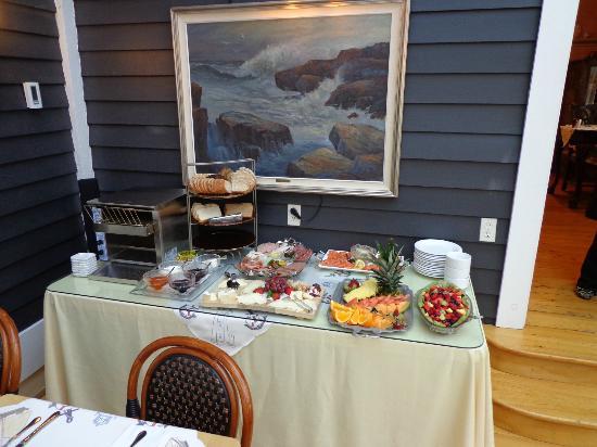 Mariner King Inn: Frühstück