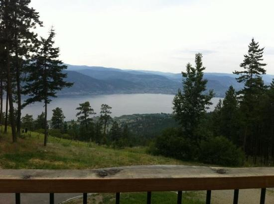 Crooked Tree Bed and Breakfast Guest Suites: view!