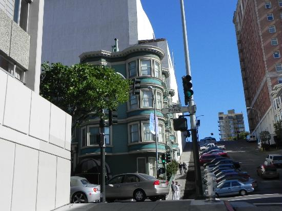 The Nob Hill Inn: Nel cuore di San Francisco