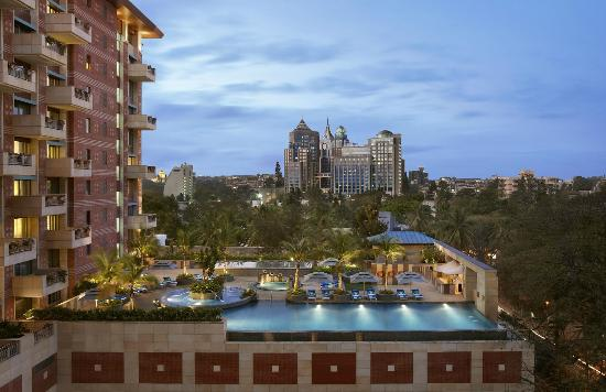 ITC Gardenia, Bengaluru: The Pool at the Hotel