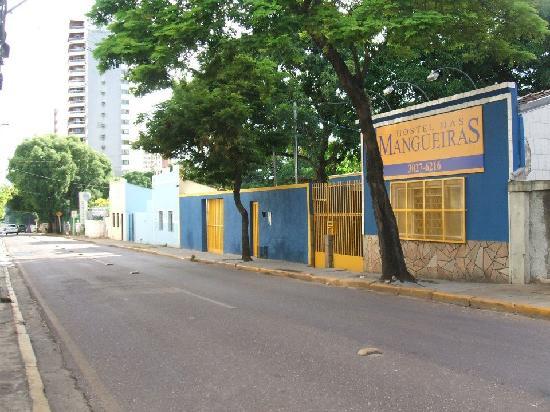 Hostel das Mangueiras