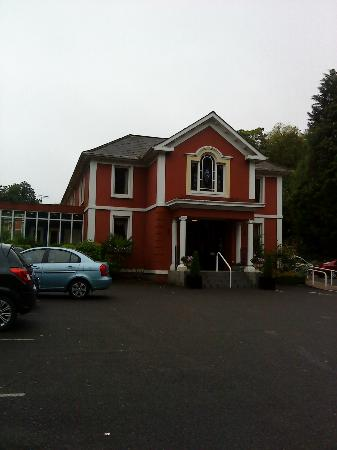 Boyne Valley Hotel & Country Club: front of hotel