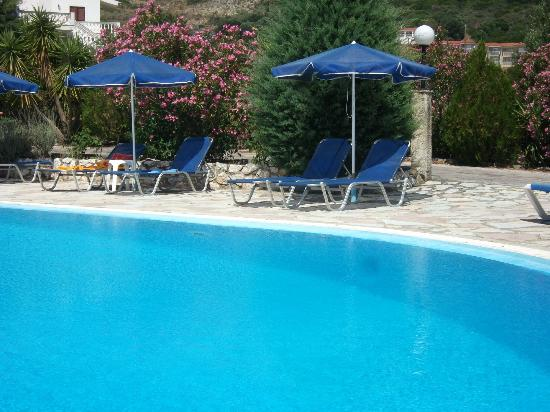 Katelios Studios: lovely relaxing pool
