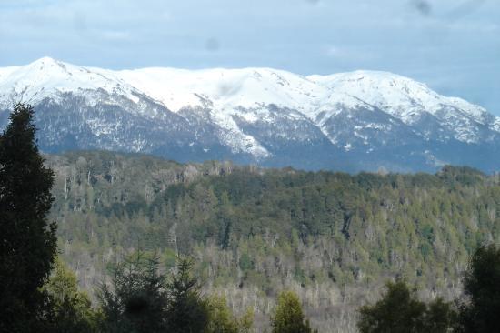 Osa Mayor Camping & Dormis: Nuestra vista!!!