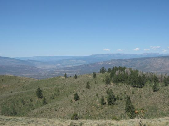 Black Mountain Ranch: Great Views