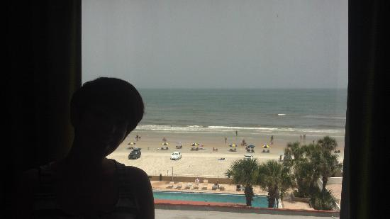 Holiday Inn Hotel & Suites Daytona Beach: View from room