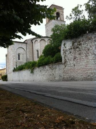 Sassoferrato, Italy: San Francesco