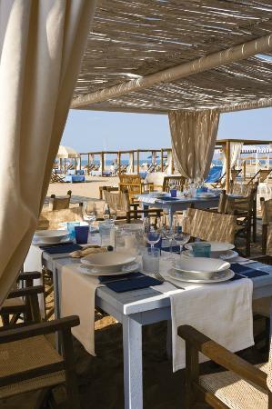 Bagno Ristorante Il Cavallone, Lido Di Camaiore - Restaurant ...