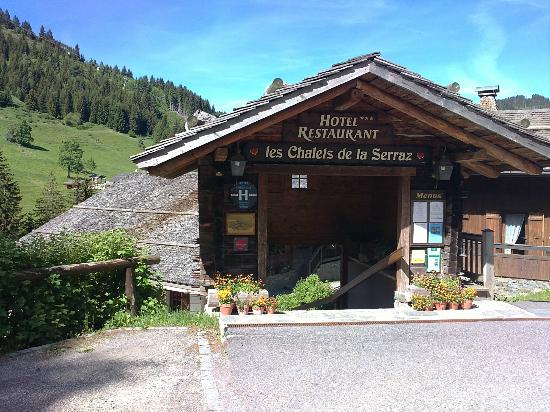 Photo of Les Chalets de la Serraz La Clusaz