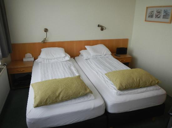 CenterHotel Skjaldbreid: Double room