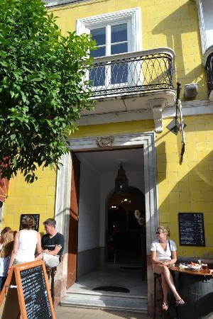 Restaurante de la Casa Amarilla