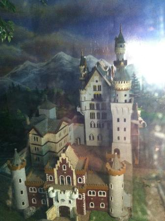 Castle Fun Park: Castle model
