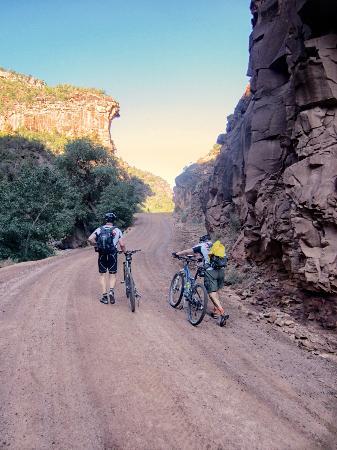 San Juan Hut Systems : John Brown Canyon - tough going!