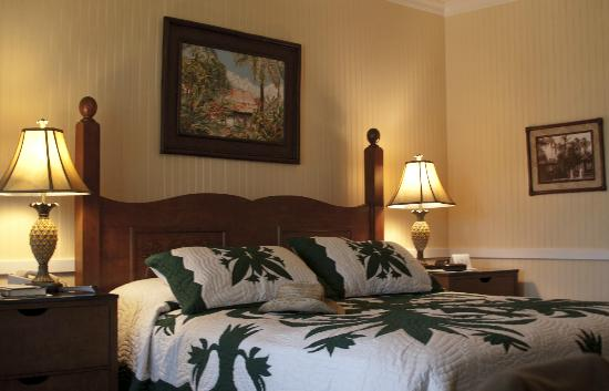 The Plantation Inn: Room 16.