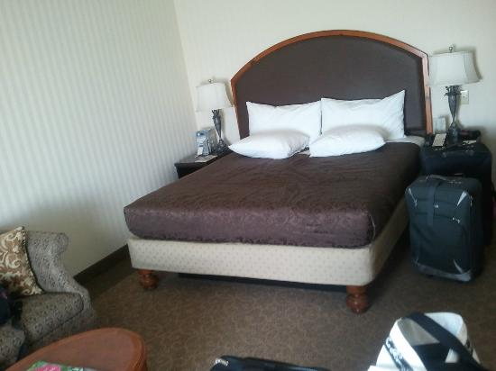 O.Henry Hotel: King bed