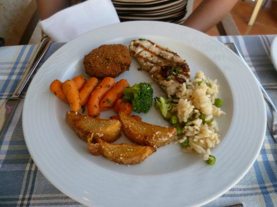 Minoa Palace Resort: Dinner Buffet